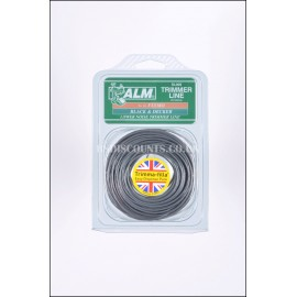 ALM SL009 Low Noise Medium Duty Round Trimmer Line 1.5mm x 25m